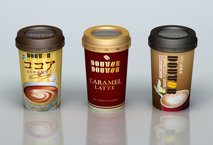 DOUTOR chilled package 200ml