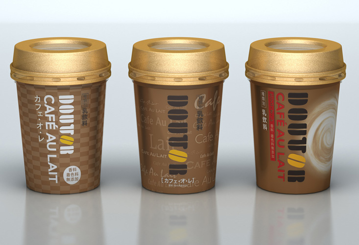 DOUTOR chilled package 270ml